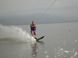 A range of water sports