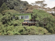 The house from the lake